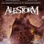 ALESTORM (UK) @ CLUBZAL