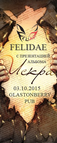 Felidae @ Glastonberry Pub