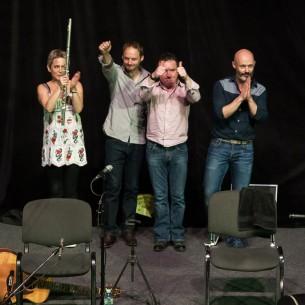 Кельтский фольклор и современное звучание — Flook в ЦДХ