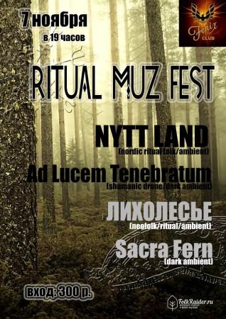 RITUAL Muz FEST @ Fenix