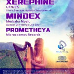 Xerephine / Mindex @ The Place