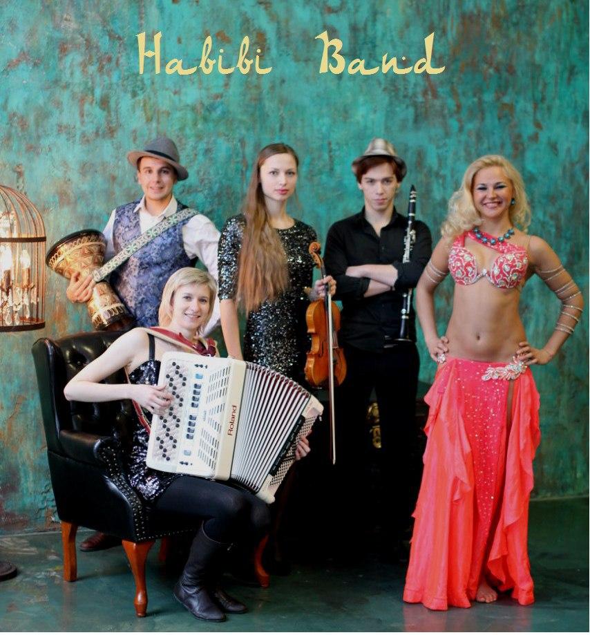 Habibi Band @ Вермель