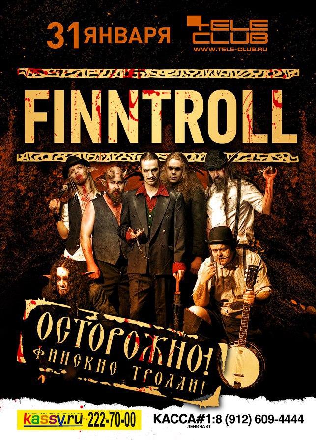 Finntroll @ Tele Club