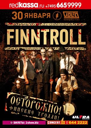 Finntroll @ Volta