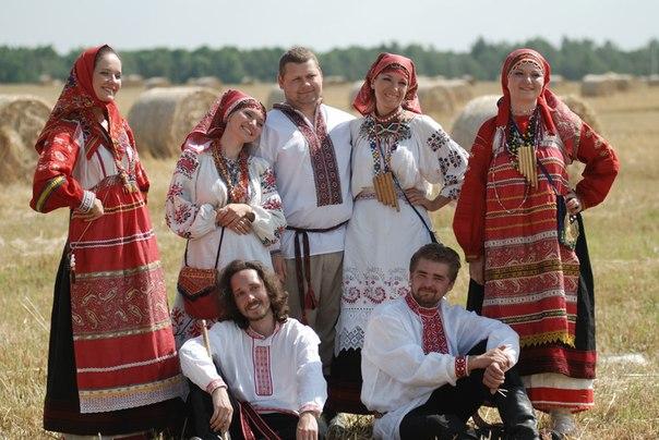 Фольклорный проект «Русское сердце»