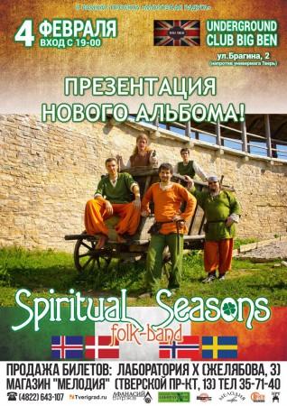 Spiritual Seasons @ Big Ben
