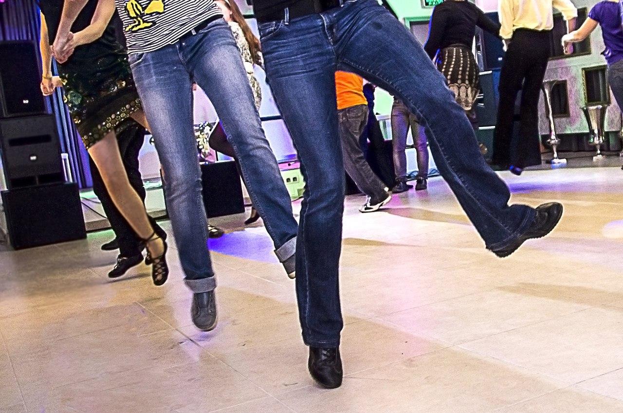 Открытые уроки по бретонским танцам