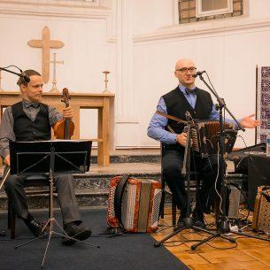 Исаев & Волков: Зима. Теплый концерт