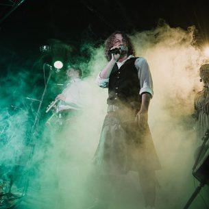 Презентация альбома Тинтал «Дикий танец»
